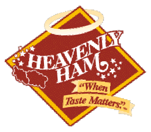 Heavenly Ham logo
